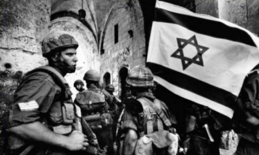 Сегодня годовщина Шестидневной войны 1967 года