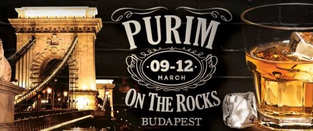 Purim on the Rocks
