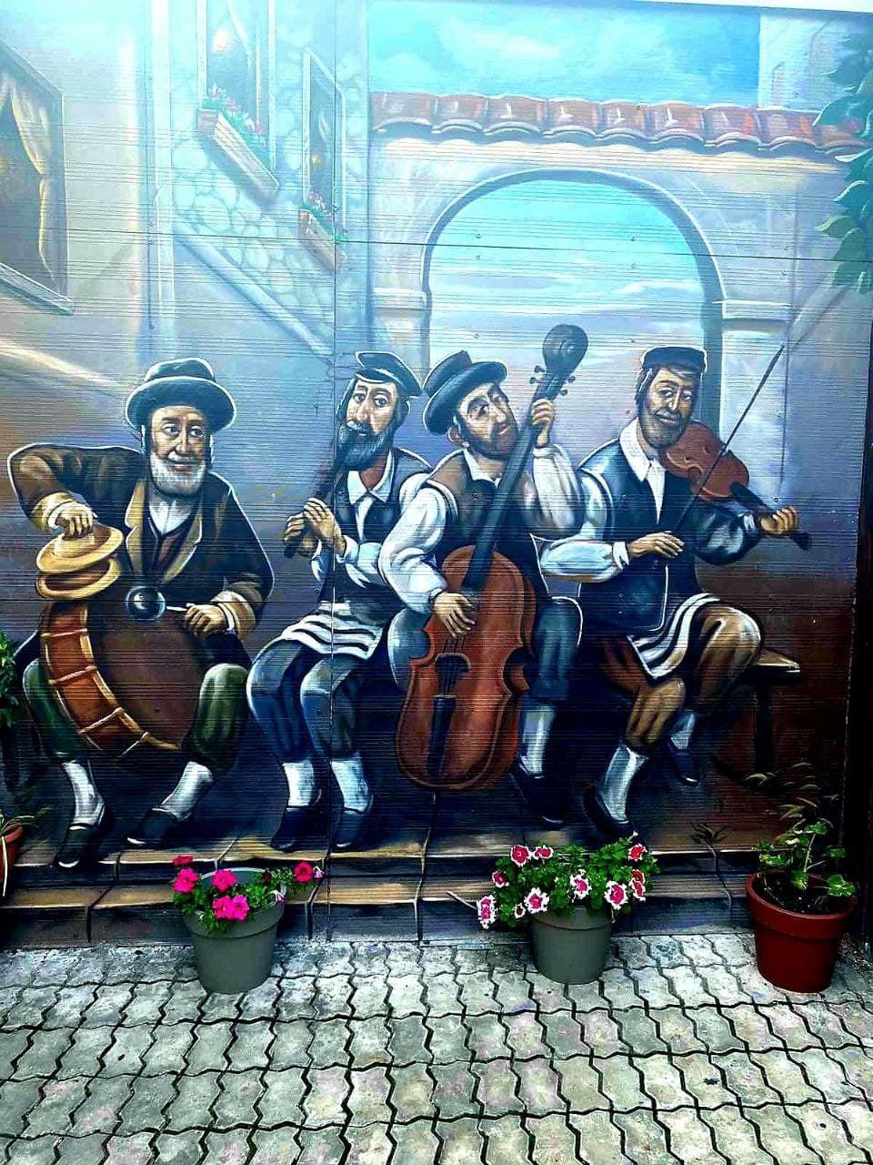 еврейский дворик, сумы