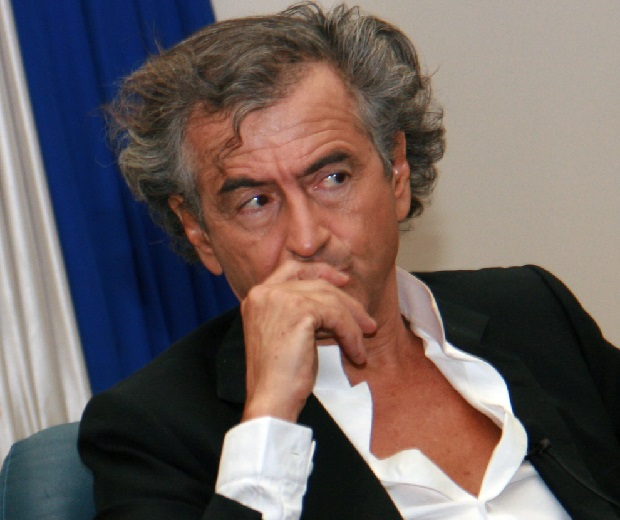 Bernard-Henri Levy. Photo: Itzike //wikimedia.org