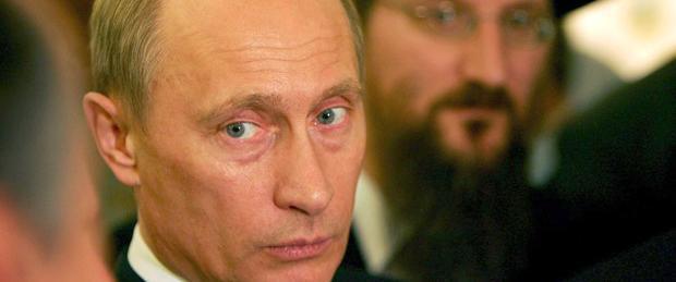 Vladimir Putin.   Source: EPA/GORAN TOMASEVIC