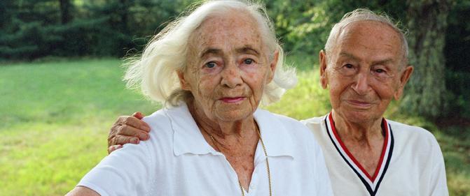 Пожилая пара. Фото Rick Nahmias, flickr.com
