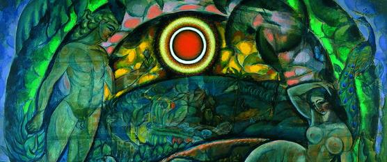 Владимир Баранов-Россине — «Адам и Ева» (1910)