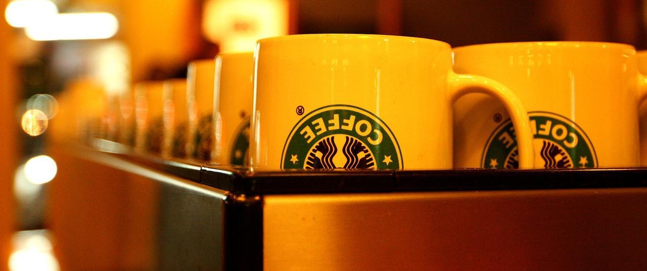 Starbucks откроет двенадцать тысяч новых кафетериев в ближайшие пять лет