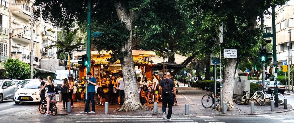Фото: Тель-Авив, flickr.com