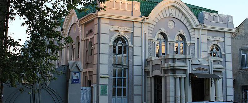 Фото: Синагога в Херсоне, wikimedia.org