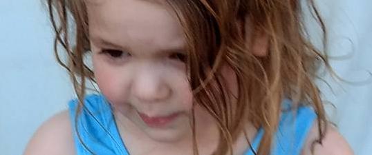 Благодаря Facebook в Великобритании нашли пропавшую в США девочку (фото)