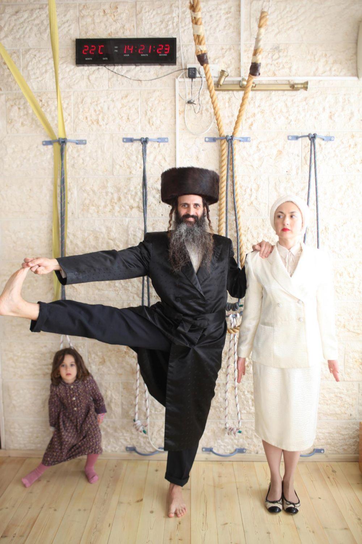 Секс ортодоксальных евреев 4 фотография
