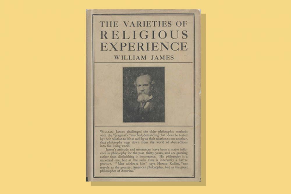 Многообразие религиозных опытов - уильям джеймс
