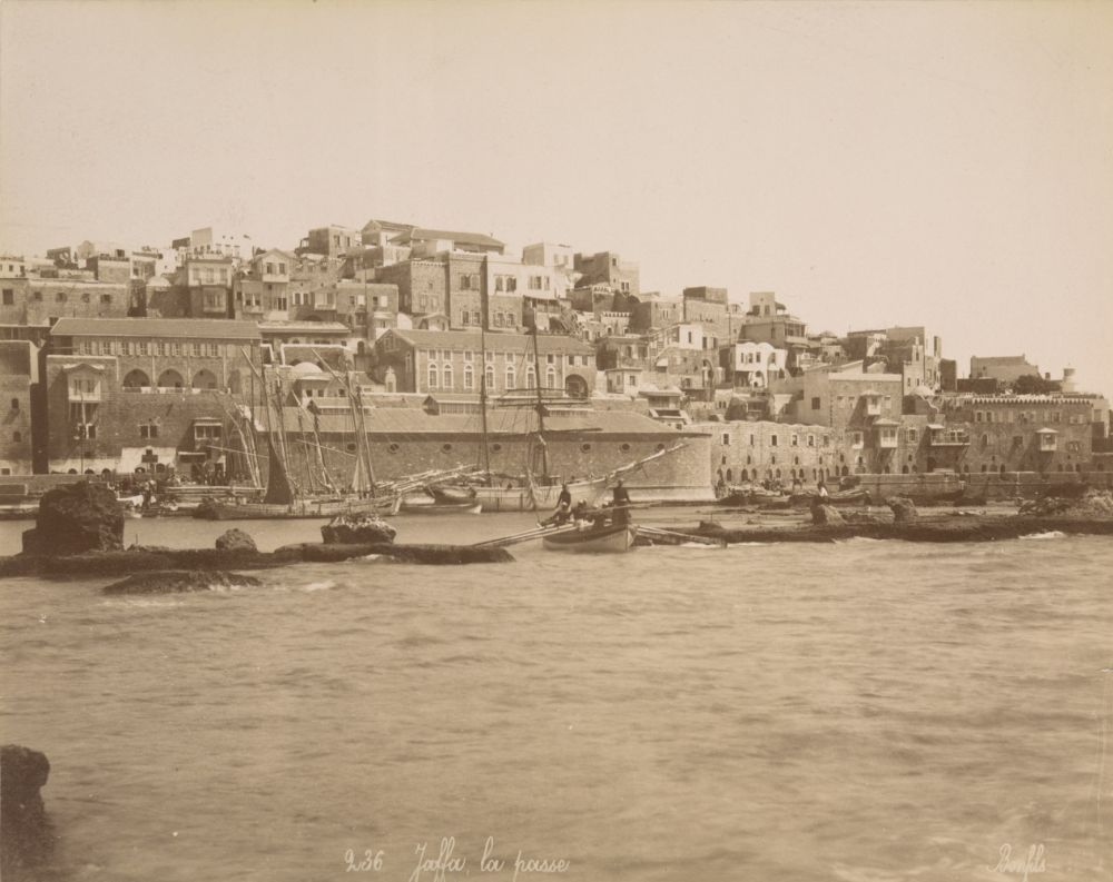 Яффо в 1894 году