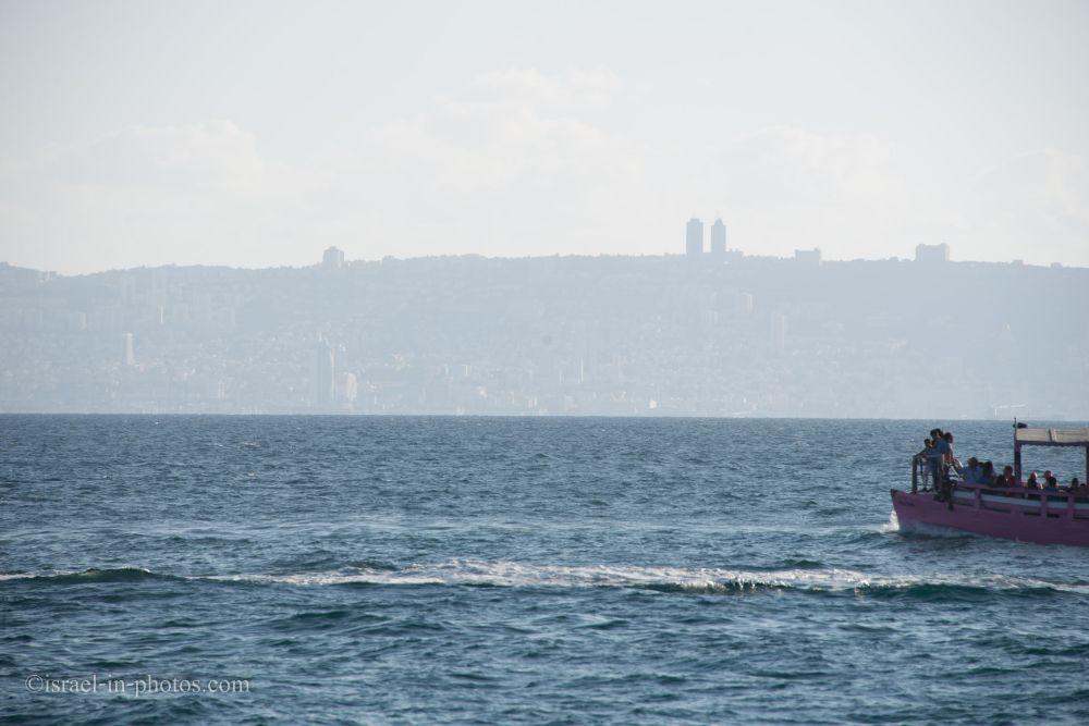 Современная Хайфа. Фото Льва Цимблера