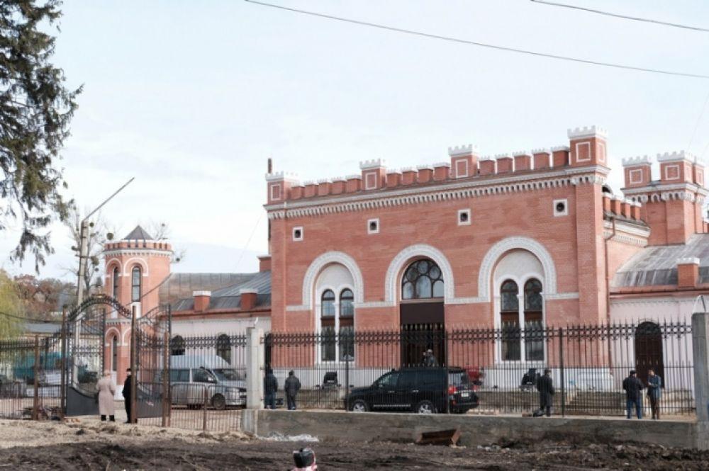 Садгорская синагога