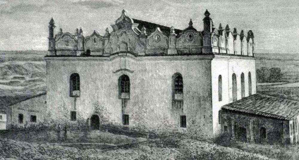 Шаргородская синагога