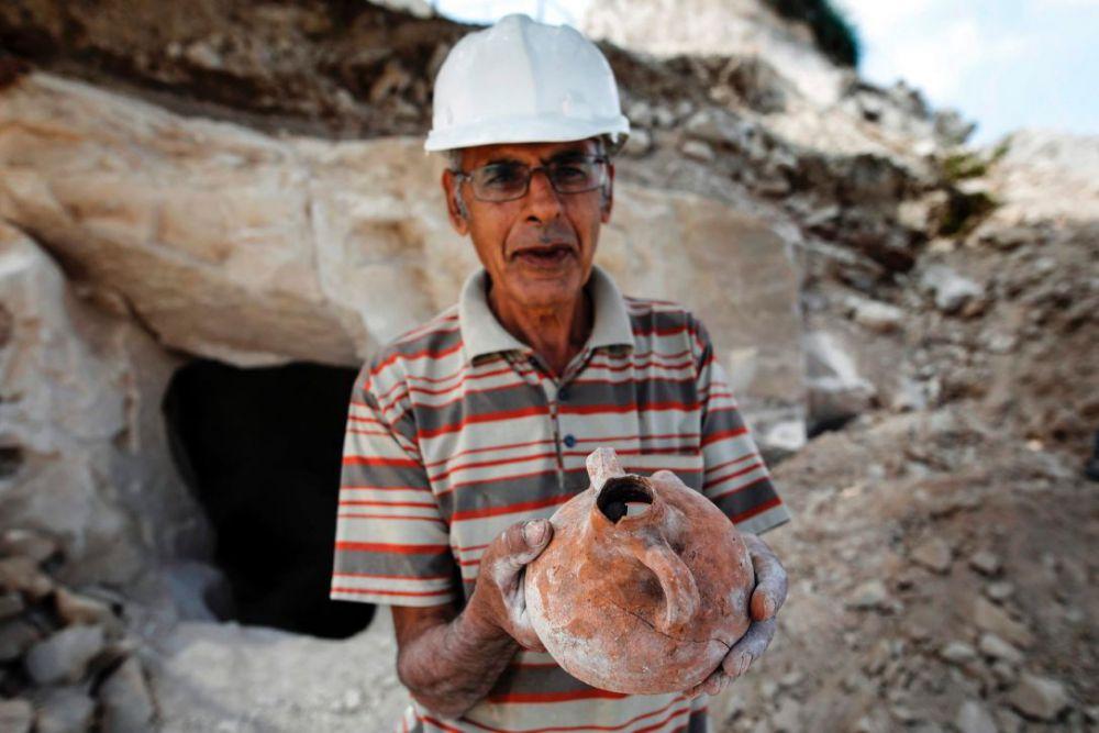 В Израиле археологи нашли 2000-летний завод еврейской каменной посуды (фото)
